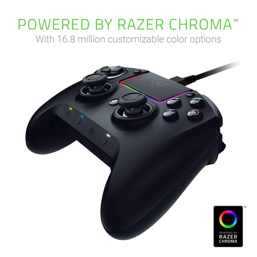 Razer Raiju Ultimate Wired & Wireless PS4 & PC RGB Chroma Controller