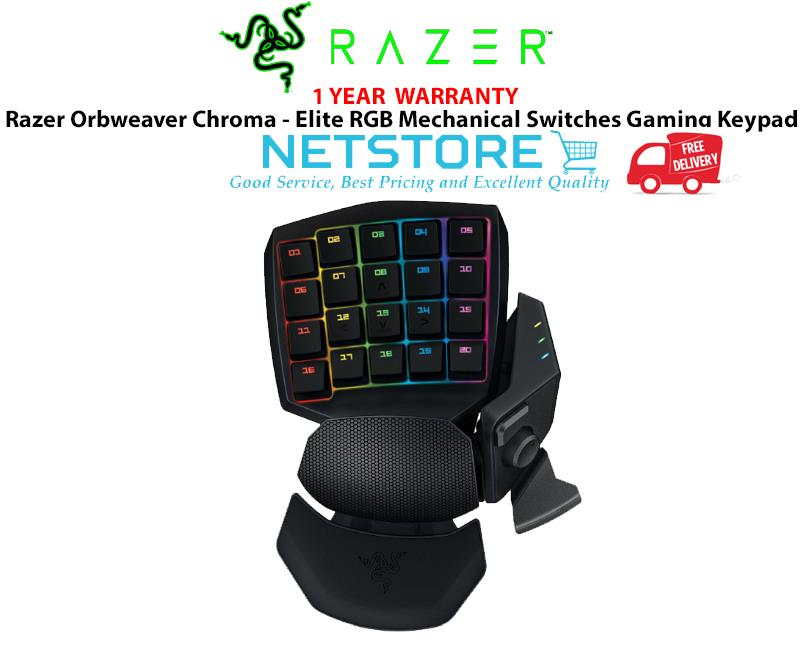 Razer Tartarus V2 Chroma Gaming Keypad - RZ07-02270100-R3M1