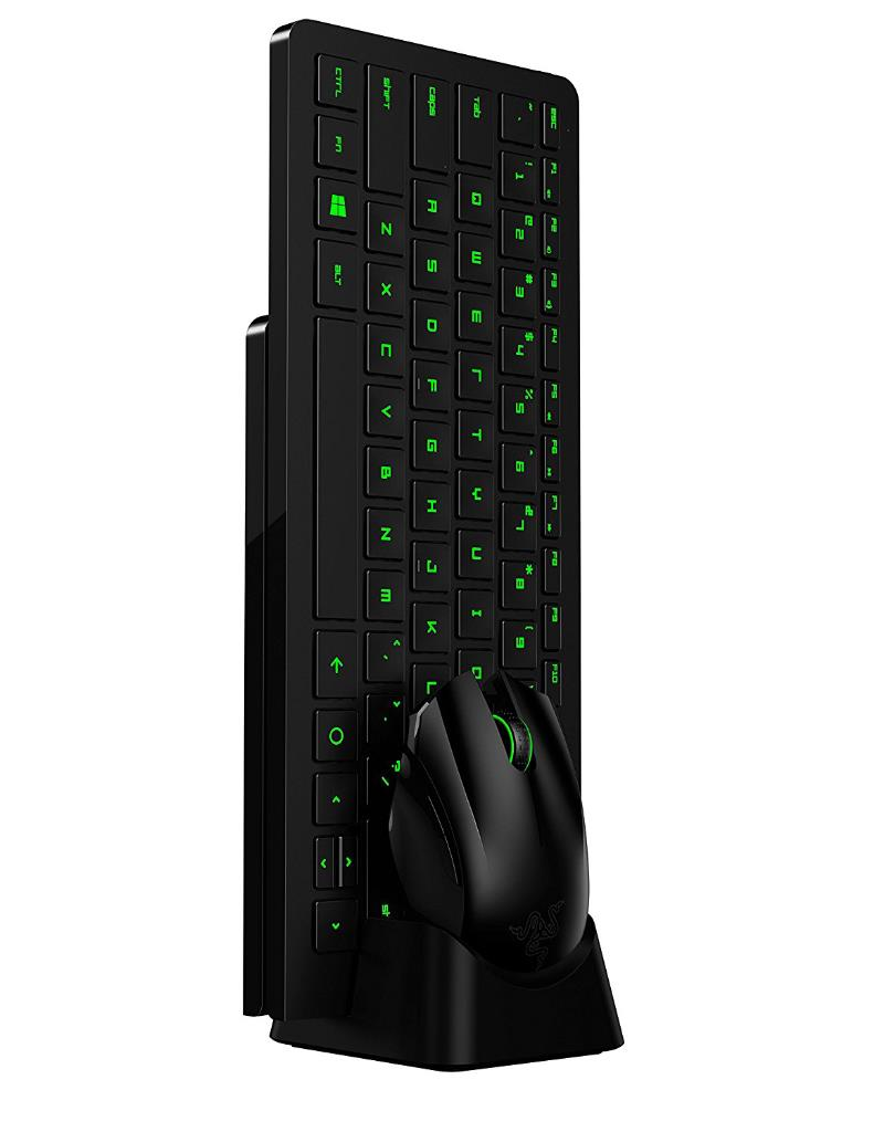 Razer Turret - Wireless Lapboard and Mouse Combo - RZ84-01330100-B3A1