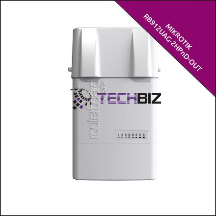 RB912UAG-2HPnD-OUT Mikrotik BaseBox 2 2.4GHz Outdoor Wireless