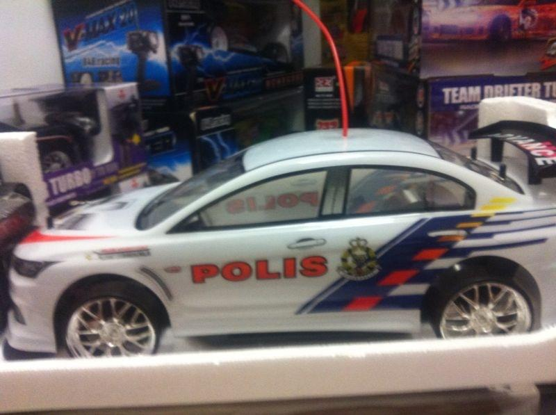 Rc Car Drift Mitsubishi Evo P End Pm