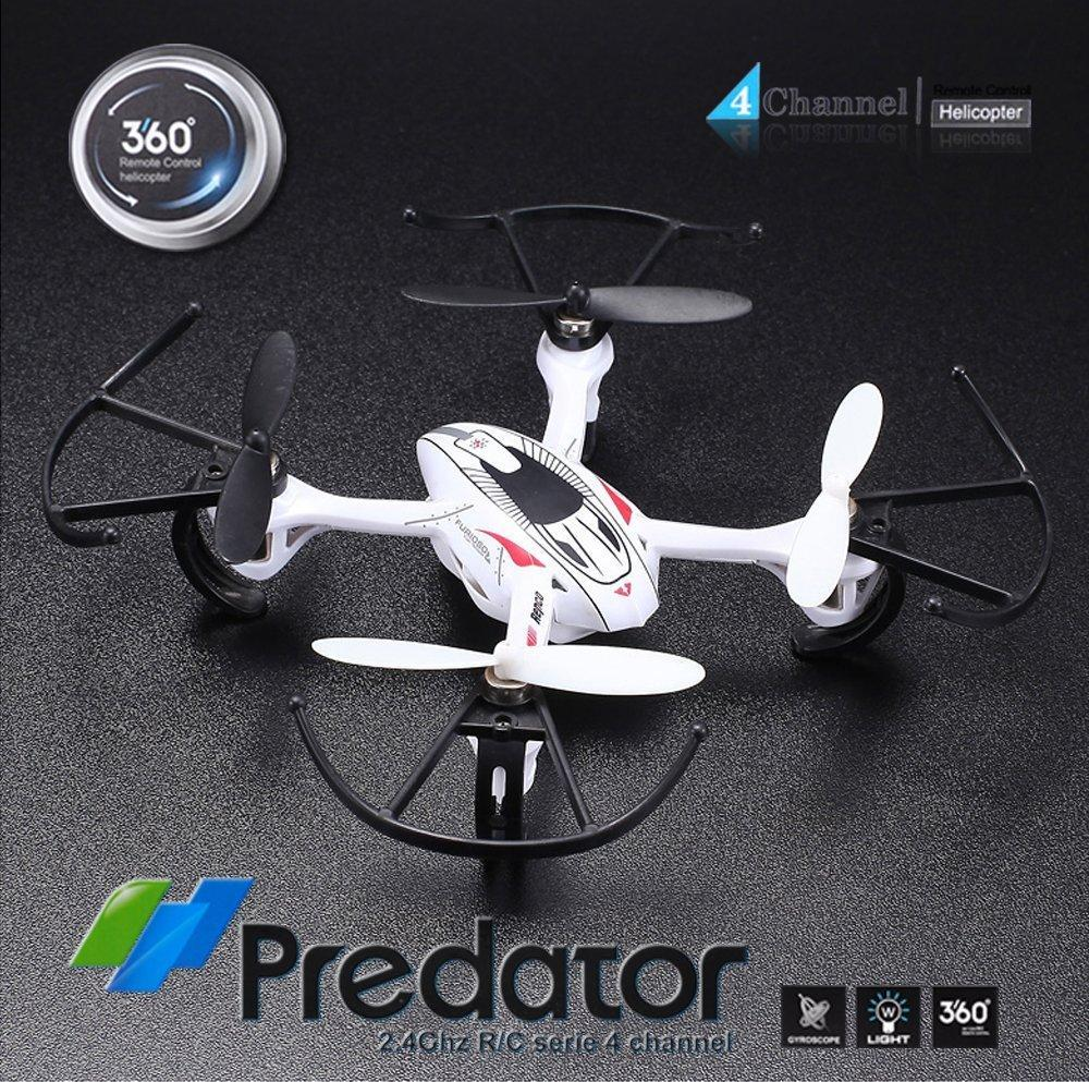 RC Quadcopter Drone Predator 4 Channel Easy To Fly