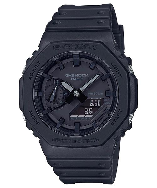 READY STOCK 100% ORIGINAL CASIO G SHOCK GA-2100-1A1