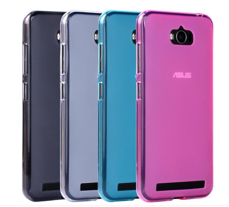 Ready Stock@ Asus Zenfone Max ZC550KL Matte Silicone Case Cover Casing