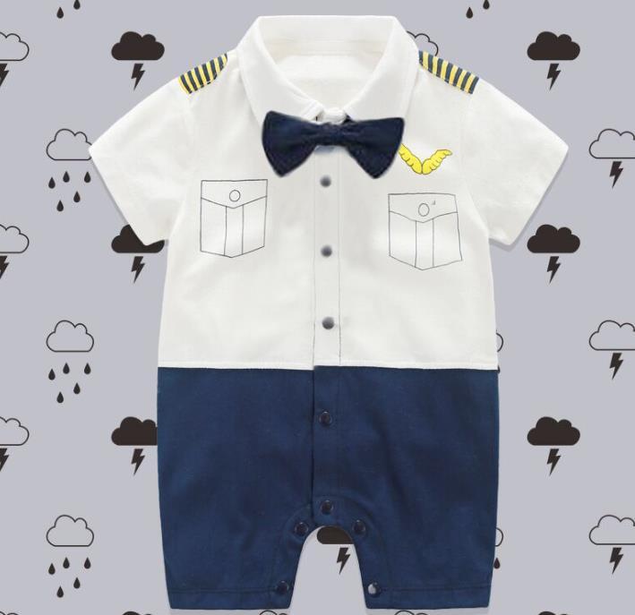 7d3522dbfe1f READY STOCK  Baby Boy Mr Pilot Rom (end 5 23 2020 10 03 AM)