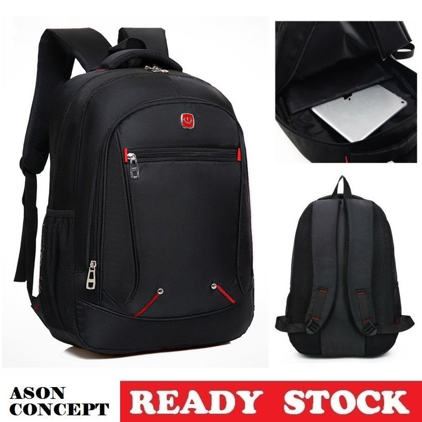 READY STOCK backpack laptop bag 032