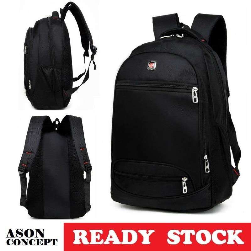 READY STOCK backpack laptop bag 056