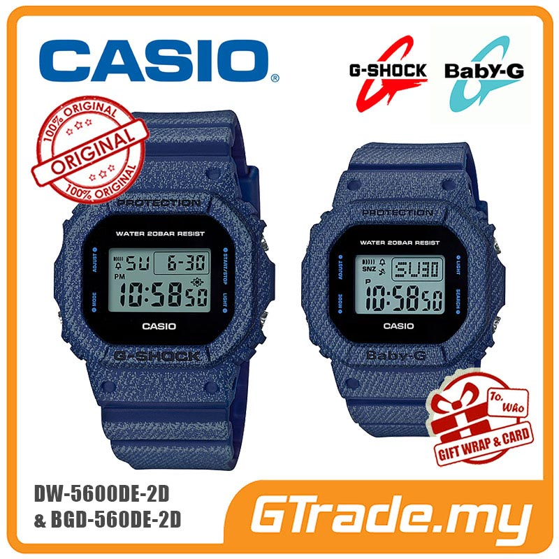 3560ef102da2a  READY STOCK  CASIO G-SHOCK BABY-G (end 5 10 2021 12 00 AM)