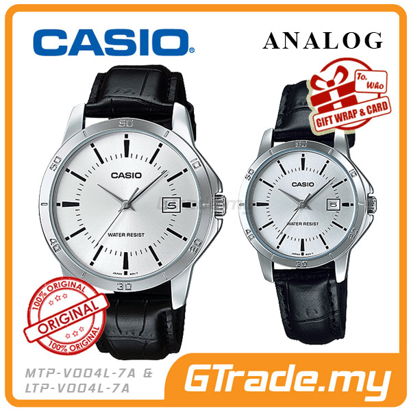 READY STOCK  CASIO MTP-V004L-7AV   (end 5 10 2021 12 00 AM) bc623114b2