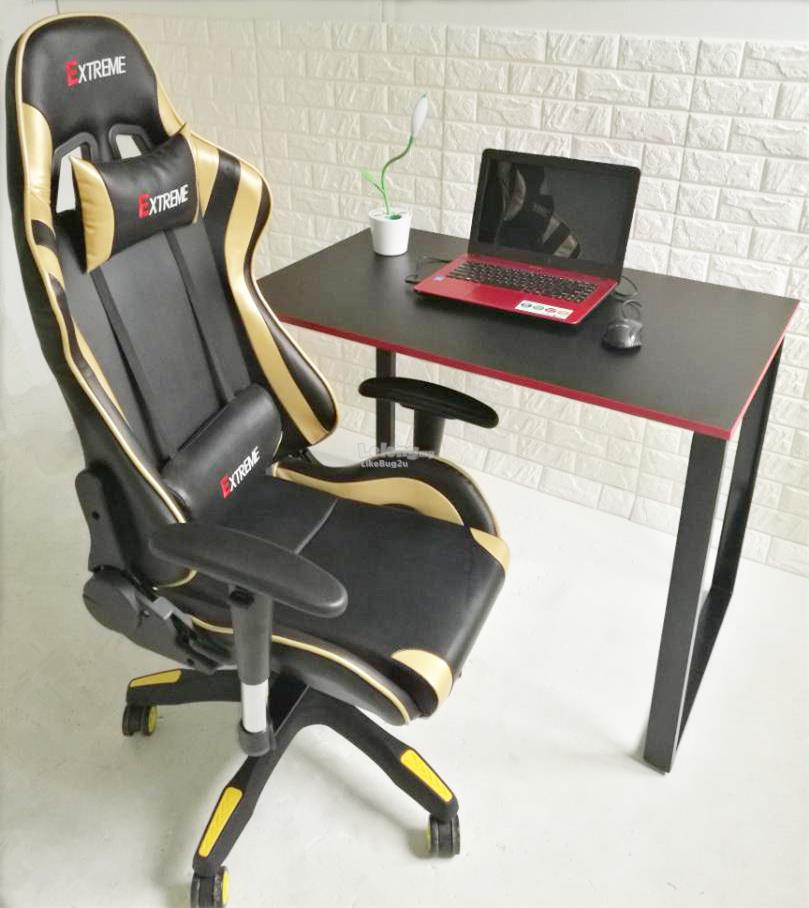 ready stock extreme high back gaming swivel office chairs