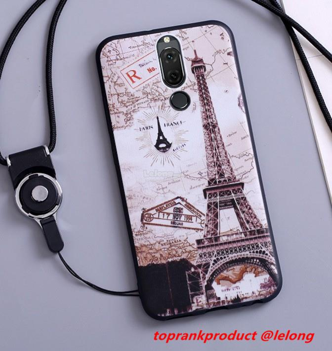 Ready Stock@ Huawei Nova 2i Cartoon Soft Silicone Case Cover Casing