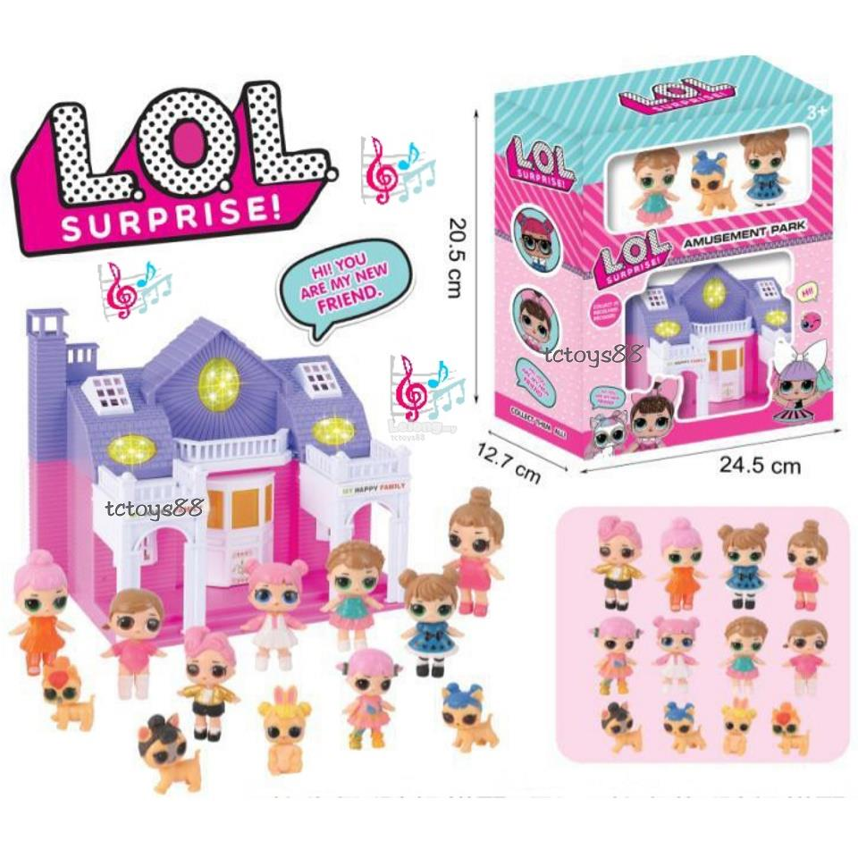 Ready Stock Lol Playset Lil Sister Lo End 3 2 2019 8 38 Pm