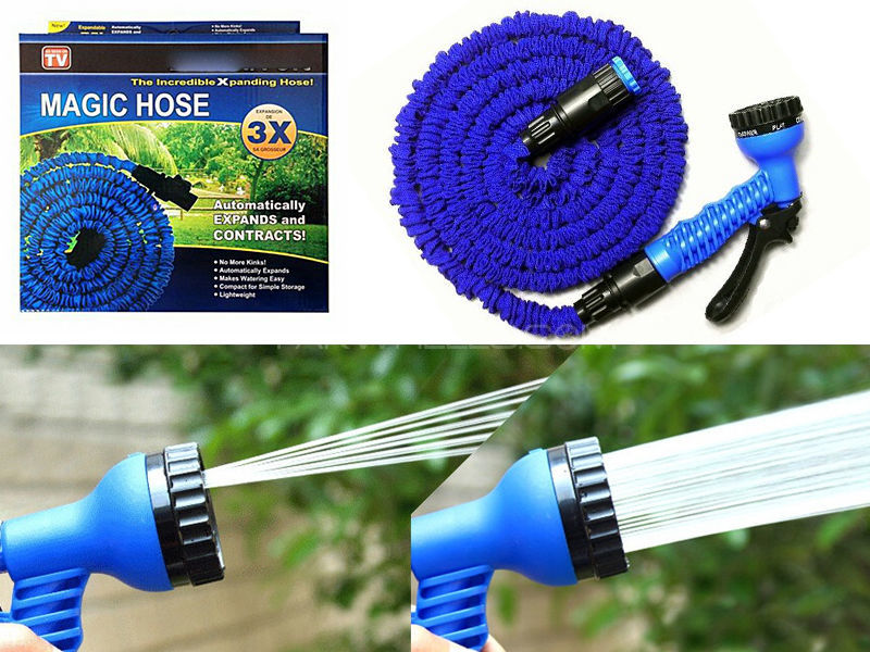 Heat Resistant Hose >> Ready Stock Magic Water Hose Heat Resistant Garden Expandable
