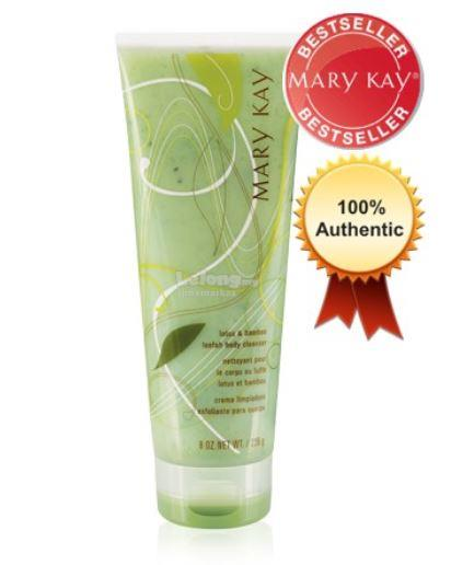 READY STOCK MARY KAY LOOFAH BODY CLEANSER