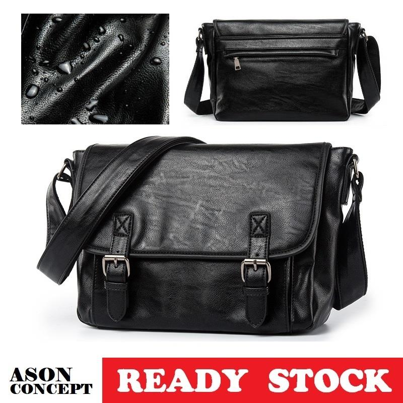 READY STOCK men bag sling bag shoulder bag 100