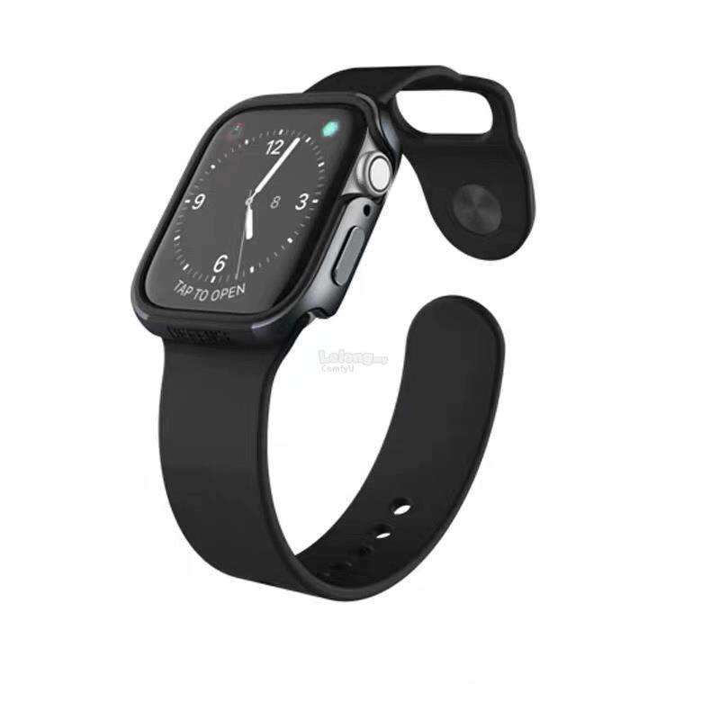 san francisco 84915 45014 [READY STOCK] Original X-Doria Defense Edge Apple Watch Series 4 Case
