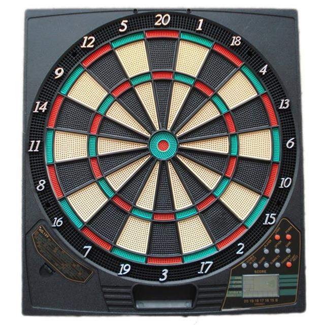 READY STOCK Professional Electronic Dart Board Set