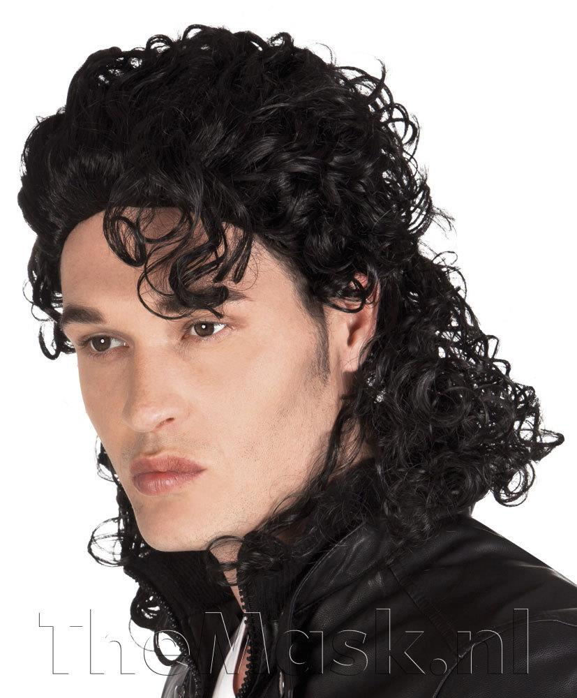 michael jackson hair style ready stock rock style hair wig mich end 6 11 2019 8 40 pm 7510