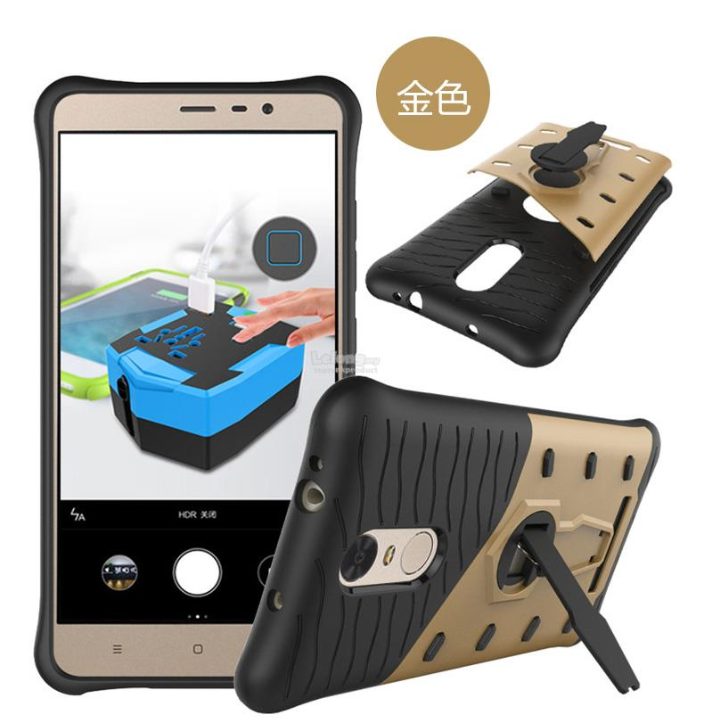 Ready Stock@ Xiaomi Redmi Note 3 / Pro Stand Back Case Cover Casing