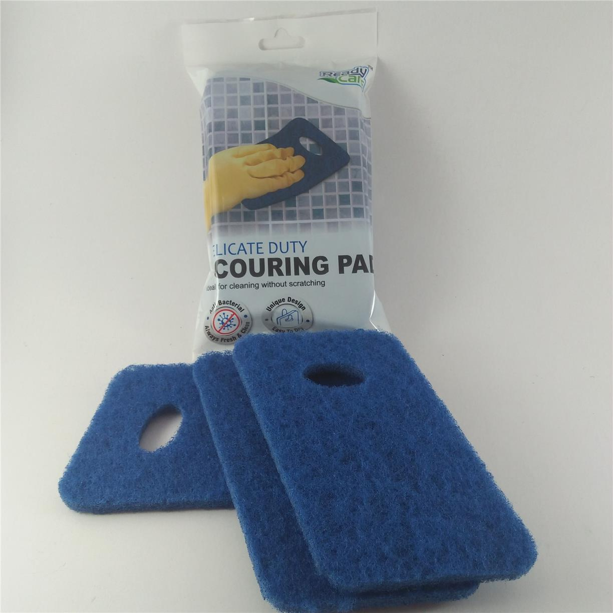 Readycare Delicate Duty Scouring Pad 3pcs