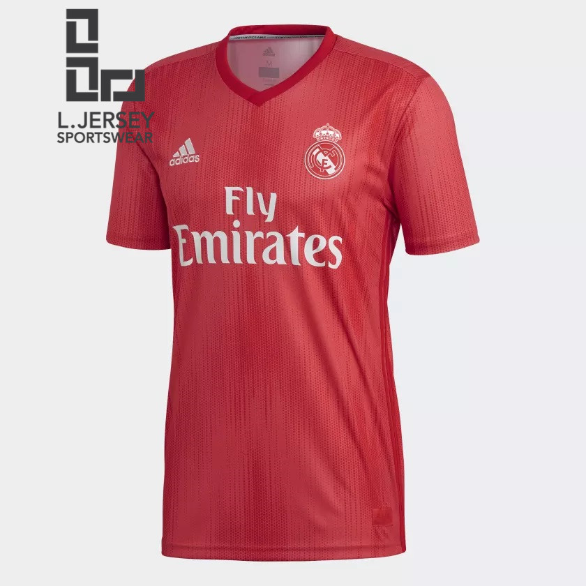 pretty nice 36bdd 8437e Real Madrid Men 3rd 2018/19 Fans Jersey