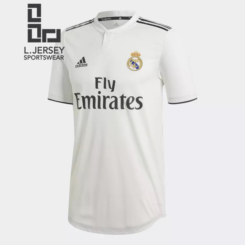 a5bf23202 Real Madrid Men Home 2018 19 CLIMAC (end 4 27 2021 12 00 AM)