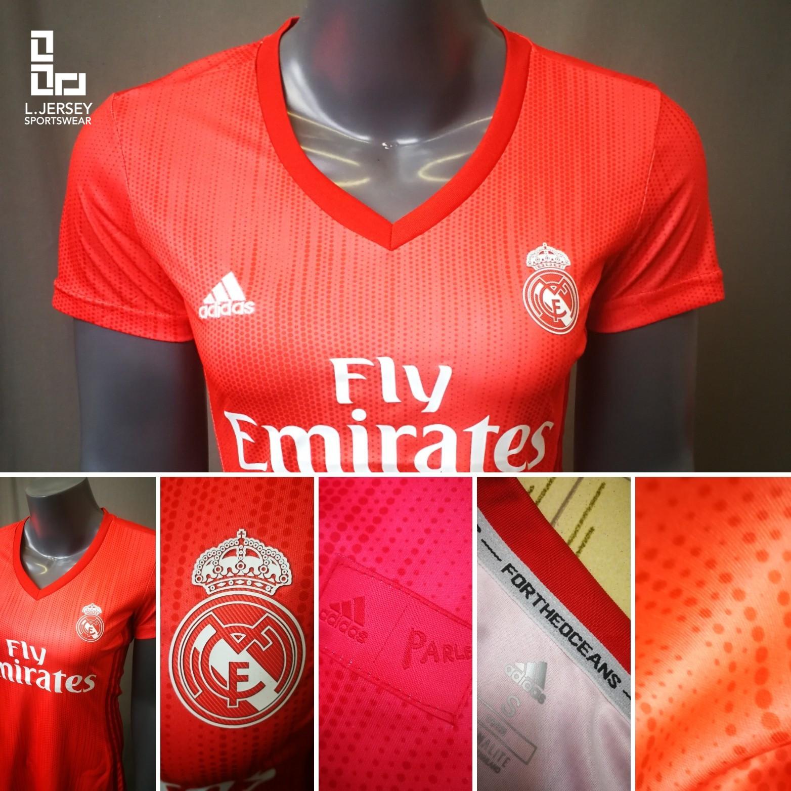77fb7b6ec Real Madrid Women 3rd 2018 19 Fans (end 4 27 2021 12 00 AM)