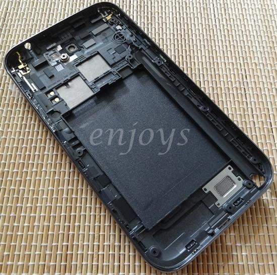 Real ORIGINAL Full Set HOUSING Samsung Galaxy Note 2 II N7100 ~GRAY