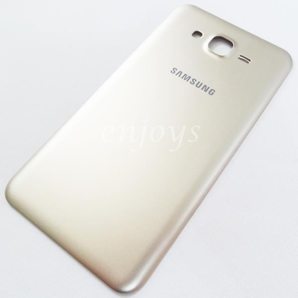 sports shoes ddecb eb754 Real ORIGINAL HOUSING Battery Cover Samsung Galaxy J7 /J700F ~GOLD