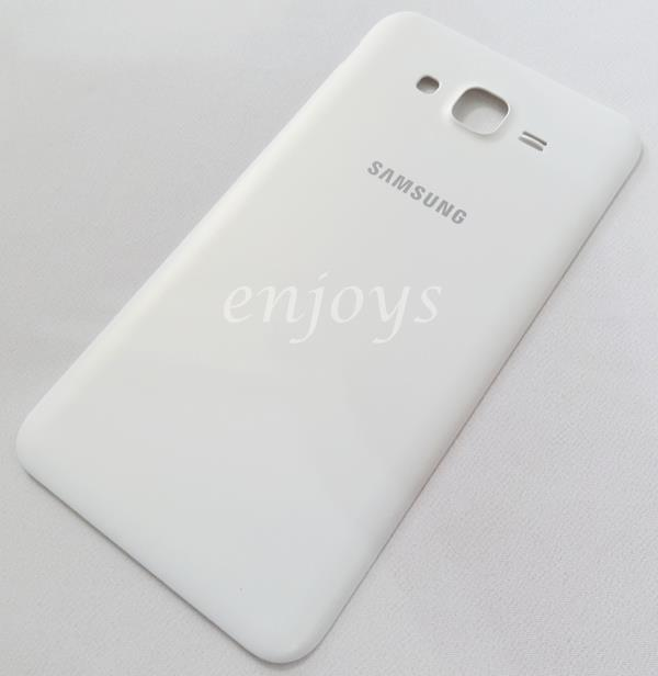 Real ORIGINAL HOUSING Battery Cover Samsung Galaxy J7 /J700F ~WHITE