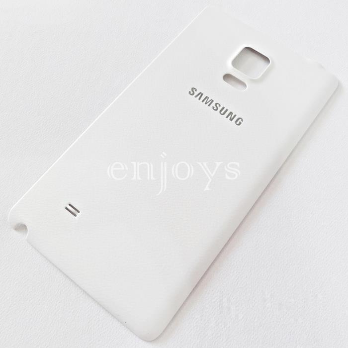 Real ORIGINAL HOUSING Battery Cover Samsung Galaxy Note Edge /N915 ~WH