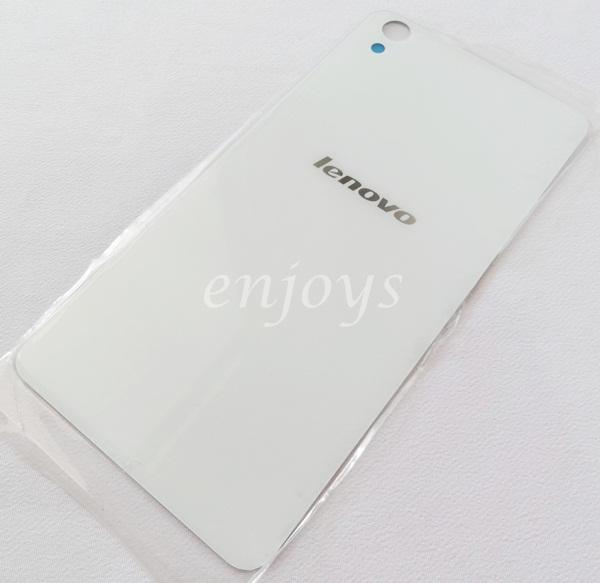 new arrival 59a02 2b8cc Real ORIGINAL HOUSING Battery Door Back Cover Lenovo S850 ~WHITE