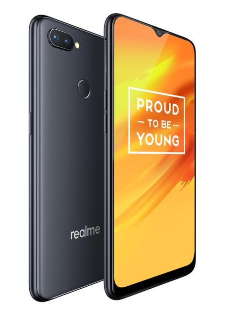 Realme 2 Pro [64GB ROM+4GB/6GB RAM & 128GB ROM+8GB RAM] Malaysia Set