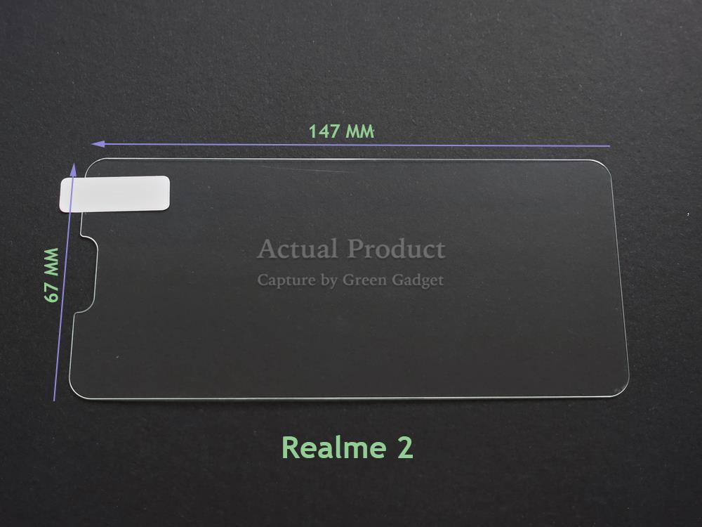 Realme 2 Screen Protector Tempered Glass