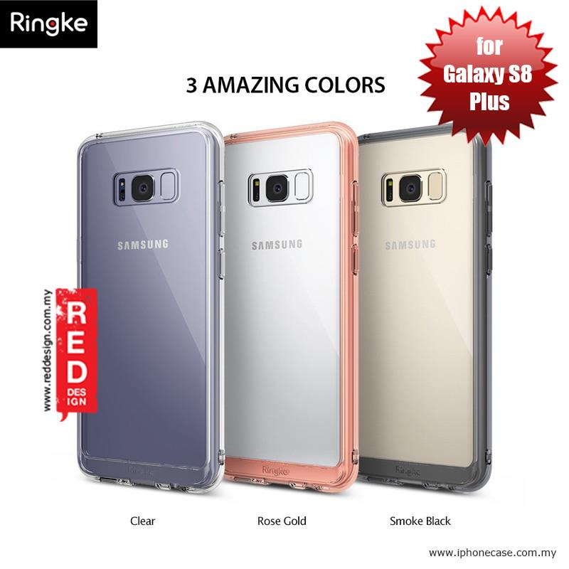 Rearth Ringke FUSION Protection Case for Samsung Galaxy S8 Plus