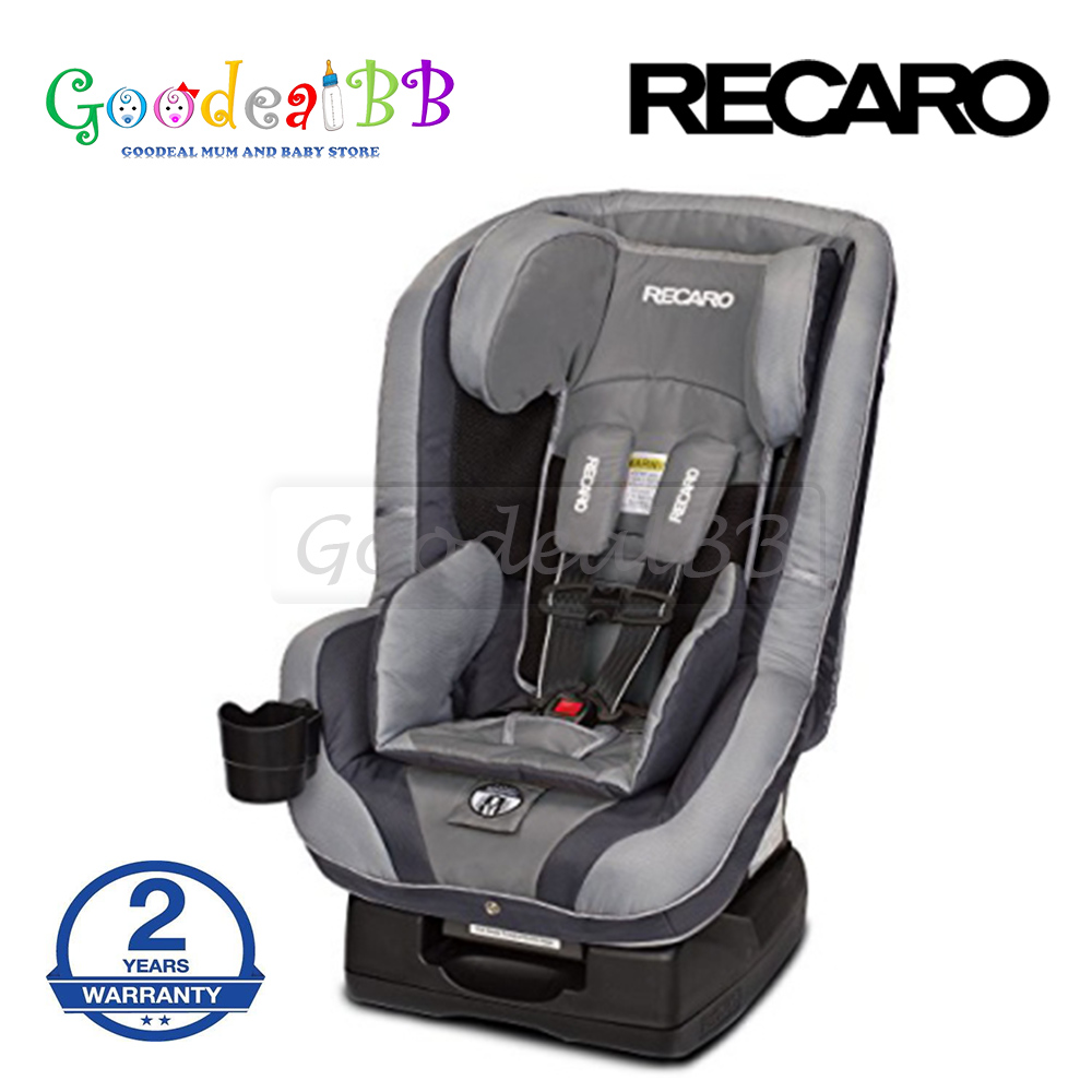 RECARO 2015 Performance Ride Convertible Car Seat