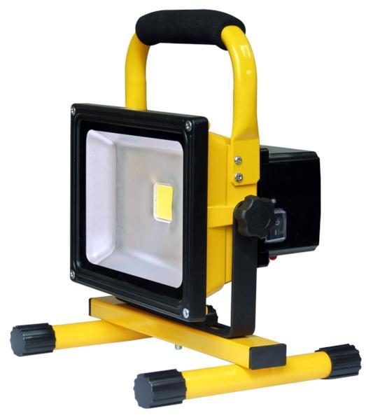 Led Flood Light Rechargeable 20w: Rechargeable LED Flood Light- 20W 2 (end 4/27/2017 3:40 PM