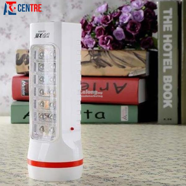 Rechargeable Torch Light LED Lamp