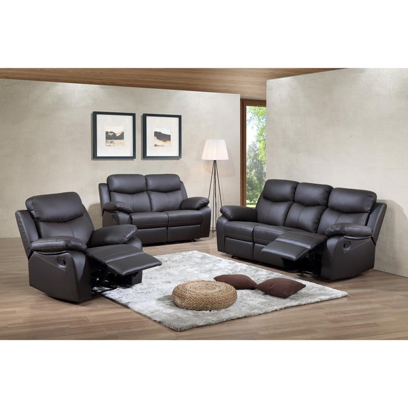 Strange Recliner Sofa Reclining Chair Home Living Furniture Leather Sofa Machost Co Dining Chair Design Ideas Machostcouk