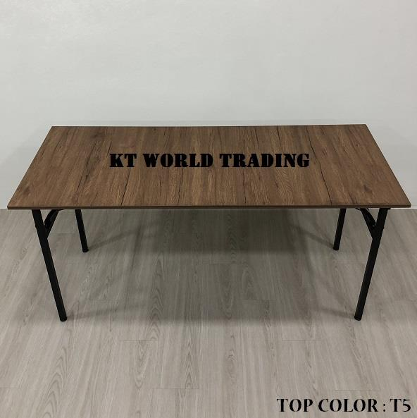 Rectangular Banquet Table | Folding Table Model : KTB52-T5