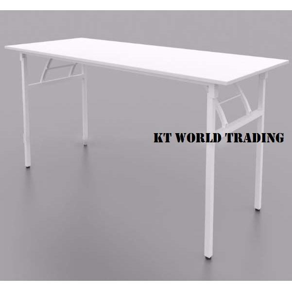 Rectangular Banquet Table | Folding Table Model : KTB615-W