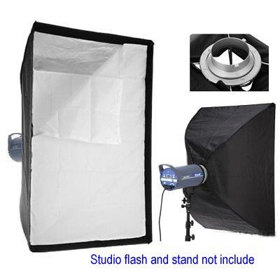 Rectangular Softbox with Bowens Mount 80 X 120cm