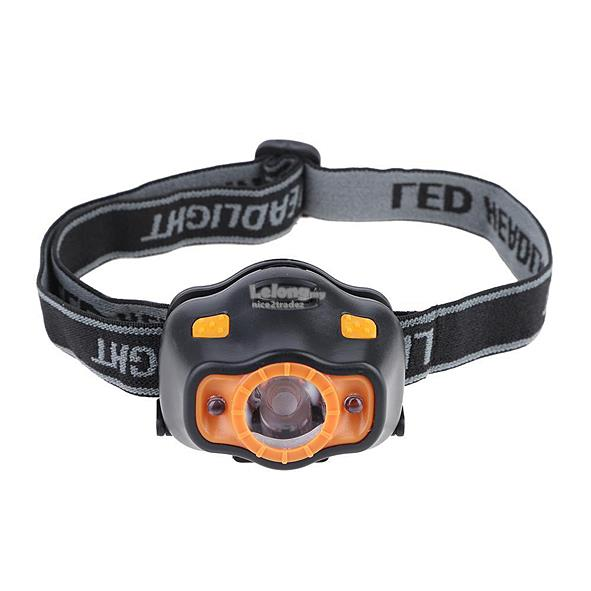 Red Color Led And Cree Led Head Lamp Fishing Camping Riding Outdoor
