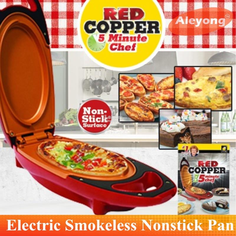 Red Copper 5 Minute Chef Non Stick D End 9 14 2019 4 15 Pm