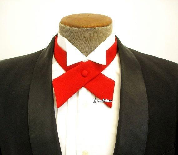 Red Cross Bowties (Free Shipping)