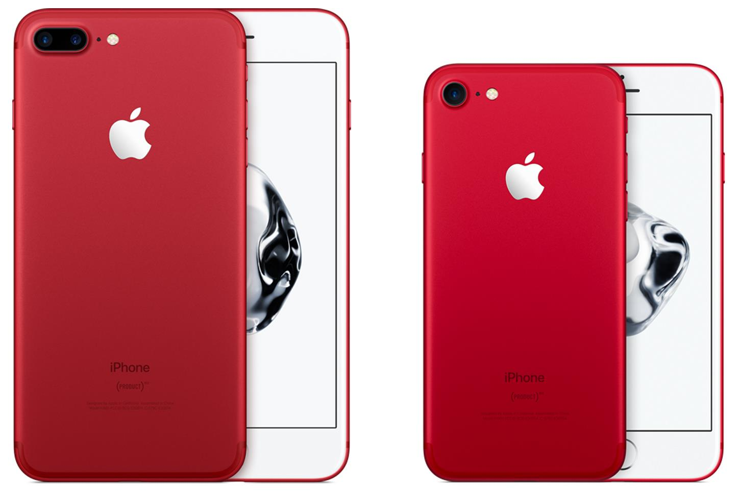 Red Edition Apple IPhone 7 Plus 128GB