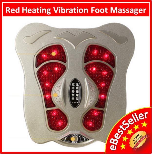Rød ekstern varmevibration helt slut 1132020 237 Pm-2358