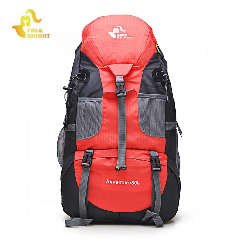 RED FREEKNIGHT FK0396 Waterproof Backpack Climbing Bag