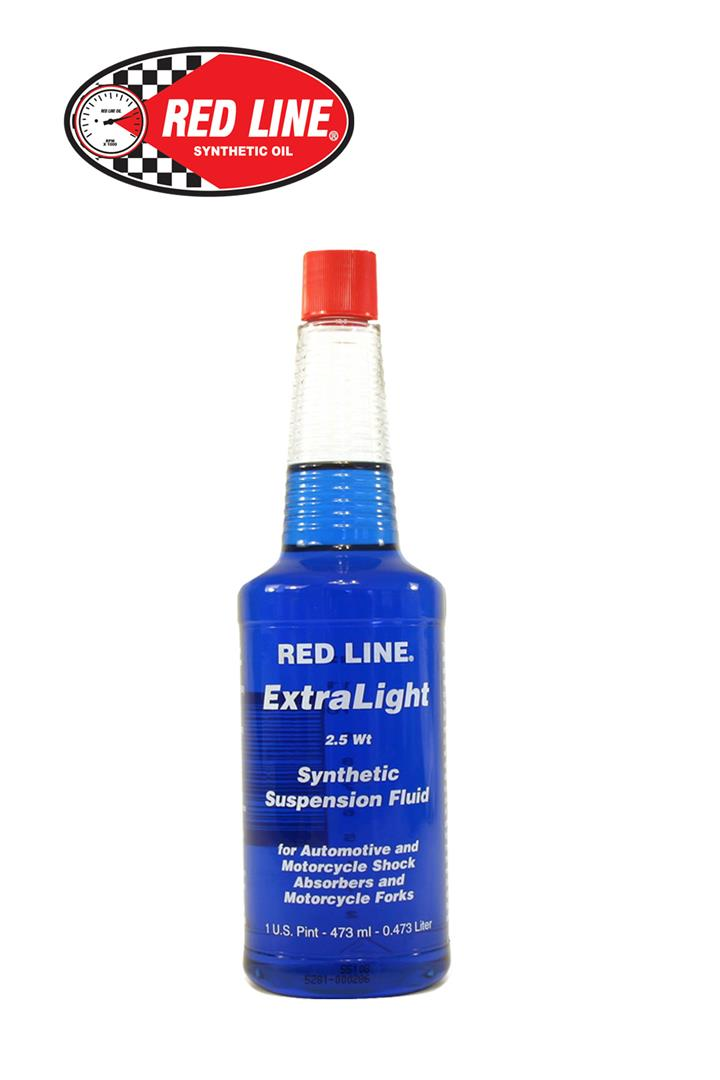 Red Line ExtraLight 2.5wt Suspension Fluids