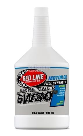 Red Line Professional Series 5W30 LOW-SAPS Enigne Oil